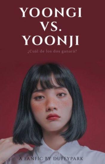 Yoongi vs. Yoonji┊ ym + yoonji
