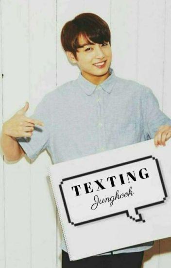 Texting Jungkook