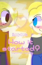 ¿How It Started? (Inanimate Insanity Lightbrush Story???) by Lowly_Candy