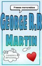 George R R Martín by Elpincheunicornio