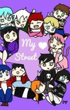 Mystreet Truth or Dare by ToxicPhoenixFanfics