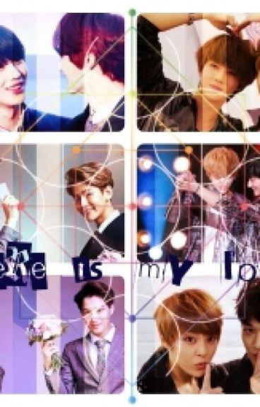 Where is my love? (2min/kaisoo/taoris/HunHan/Chanbaek/chenmin/yaoi)  kpop