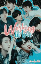 Working In Love | Bangtan Collab by LovelyCollab