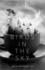 Birds in the Sky by Queen_Sparklez