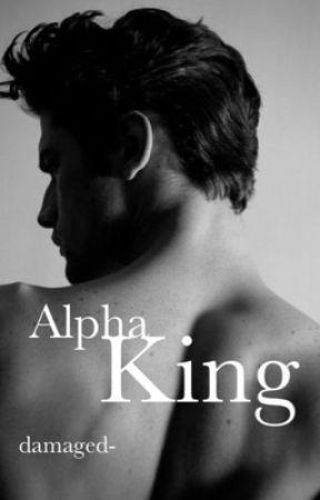 Alpha King by damaged-