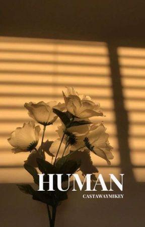 HUMAN :: LOKI LAUFEYSON by castawaymikey