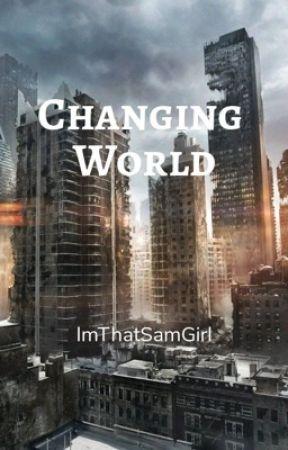 Changing World (GirlxGirl) by ImThatSamGirl
