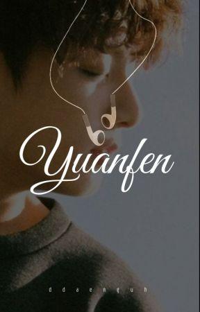 YUANFEN • KOOKMIN by ddaenguh