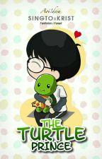 The Turtle Prince by ai_1986_ia