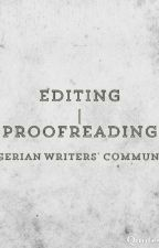 Editing | Proofreading Squad by NigerianWC