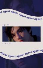 Agent || Bi Wenjun  by pastelbwj