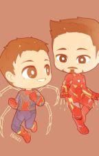 Spiderson  by Haru99Ge