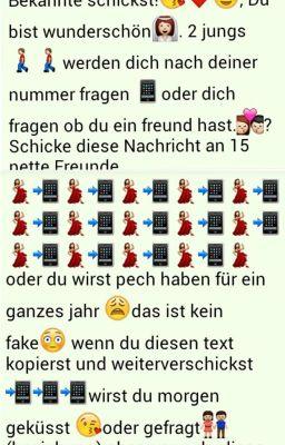 Perverse Kettenbriefe Für Whatsapp
