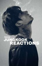 Jungkook reactions by lovvu_
