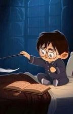 Baby Harry Potter by TheInvisibleWritrr