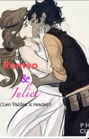 Leo Valdez x reader.