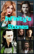 Infinity's Stones(SPN/Avengers) by insaneredhead