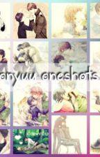 conyuu oneshots by AimeeLiRose