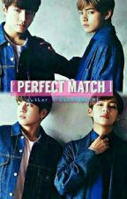 |[Perfect Match]| - Taehyung by Confideniel