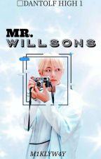 Dantolf High Students #1: Mr. Willsons by Miktro13