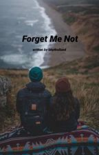 Forget Me Not // t.h. 90's au by bbytholland
