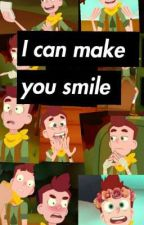 I Can Make You Smile (David x Reader)// CAMP CAMP by Smarshmallo