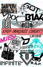 Kpop Imagines! BOOK 1! {closed} by Storm_ravenxo