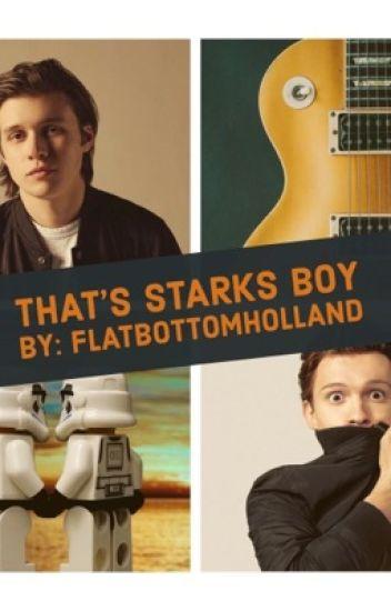 That's Stark's Boy/ Peter Parker - Tiffany Duffield - Wattpad