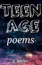 Teenage Poems by legendarycamila