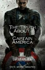 Percy Jackson: The Truth About Captain America by 5_m0re_minutes