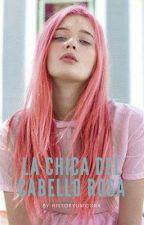 La chica de cabello rosa by HistoryUnicorm