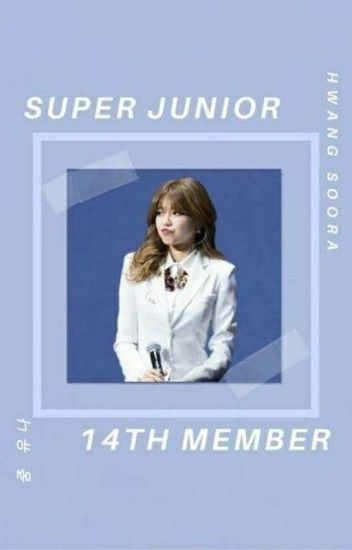 Super Junior 14th (Sort off) Member