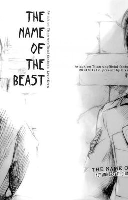 [Manga Yaoi] AOT Doujinshi: Cái tên của con mãnh thú