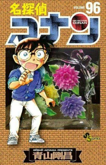 Đọc Truyện Thám tử lừng danh Conan - Tập 96 - TruyenFun.Com