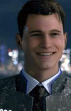 Connor: Become Human by CarinaCherub