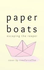 Paper Boats by Escapingthereaper