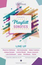 Antologia 4: PLAYLIST - SONGFICS (contos LGBT) by LGBTemas