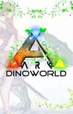 Dino World by Nessendyl