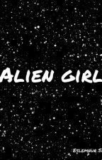 Alien Girl by nrszn123