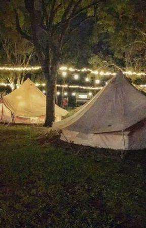Best glamping bell tent in uk- Bell Tent Village UK by belltentvillage