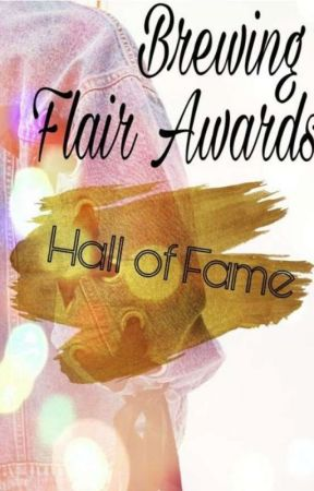 Brewing Flair Awards: Hall of Fame by Annie_Moon2001