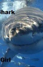 Shark girl by Totallyfrogs