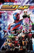 Kamen Rider One-Shots || Reader Insert by MaryamSahibzada