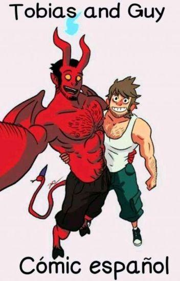 Gay Comic Tobias Y El Chico