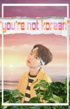 """you're not korean"" ⇨ myg x reader [AMHW] by GhostTownClown"