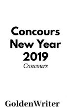 Concours Nouvel an ! GoldenWriter_2019 by TheGolden_Writer
