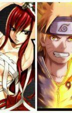 Naruto en Fairy Tail ( Nueva vida en fairy tail ) by JosuePalma4