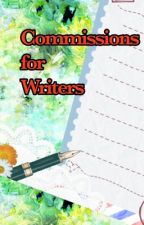 Commissions for writers  by Read_Wonderbot79