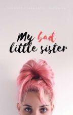 My bad little sister by Wiktorisia