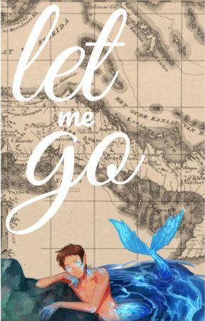Let Me Go: Mer!klance AU by altreality